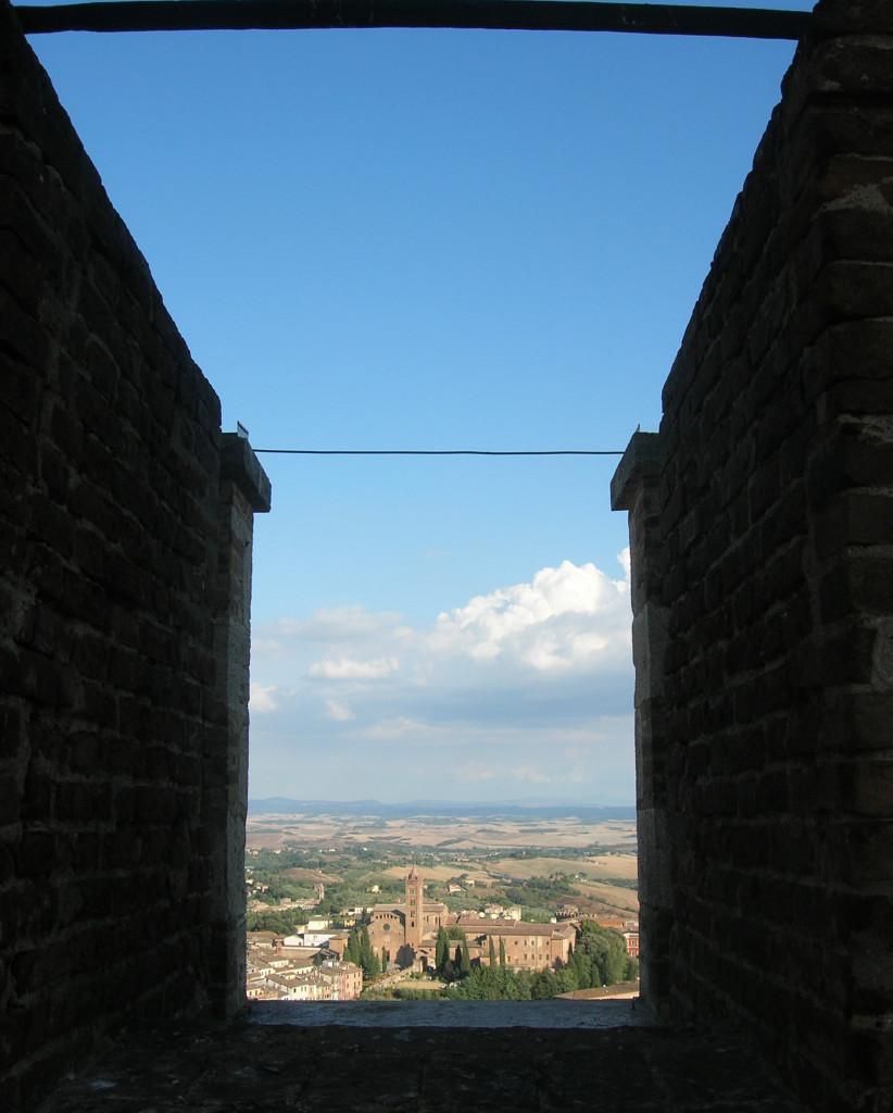 Le chiese degli ordini mendicanti a Siena