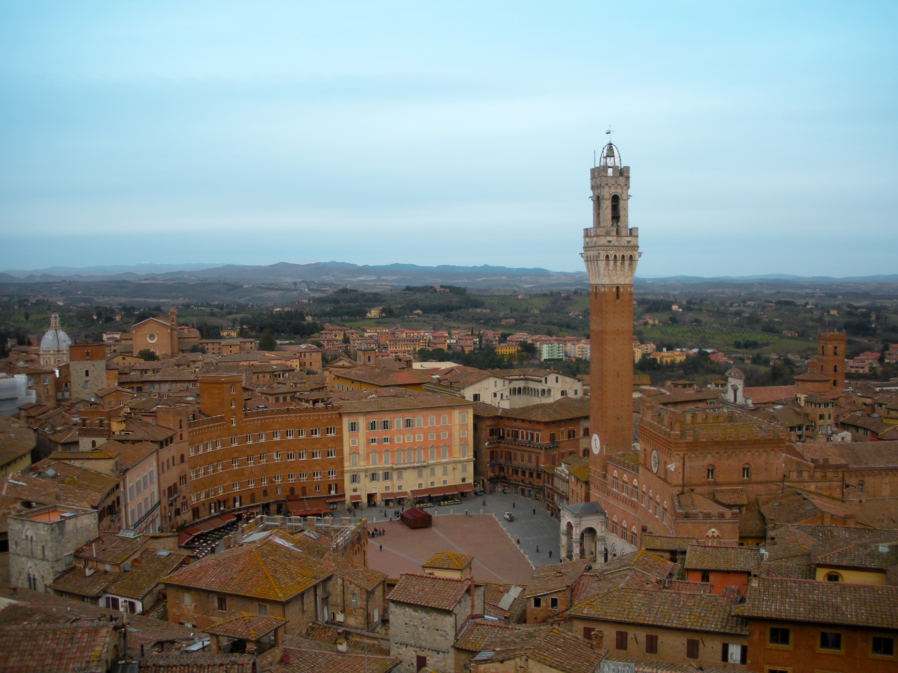 the most significant monuments of siena