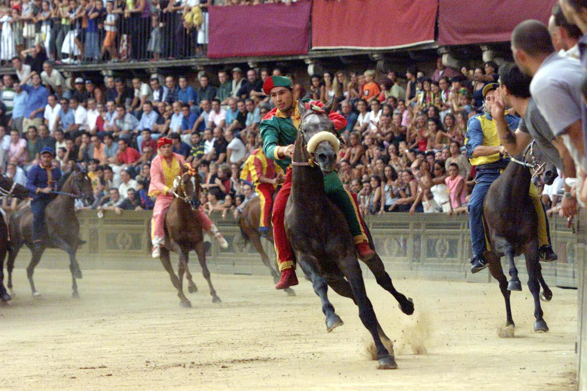 "all about ""the palio"" and his traditions"