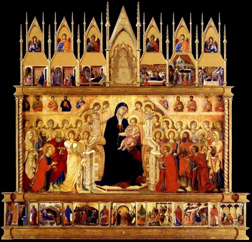I musei maggiori di Siena