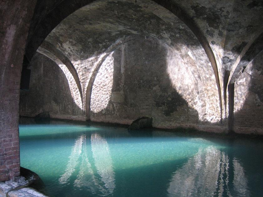 Le vie dell'acqua: le fonti maggiori di Siena