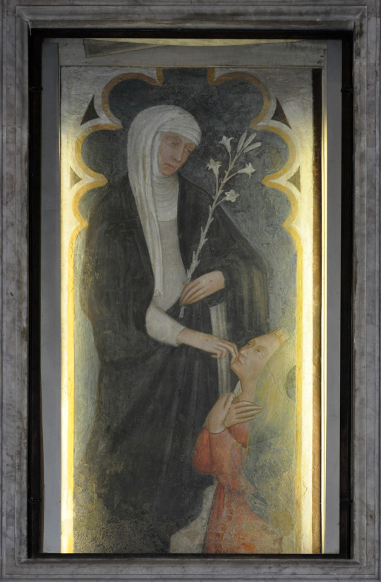 Intorno a Santa Caterina da Siena