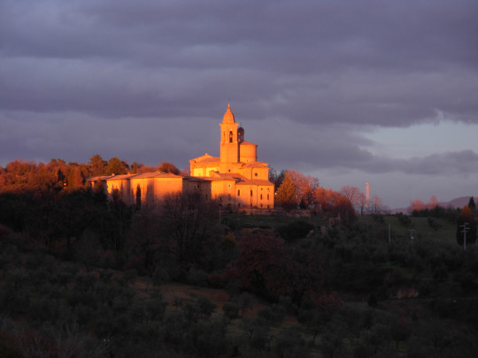 siena: following the footsteps of san bernardino of siena
