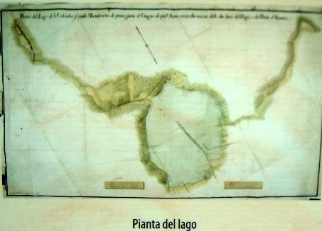 Monteriggioni e il lago scomparso