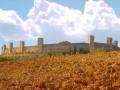 monteriggioni und staggia: die festungen als symbole für die jahrhundertelangen kämpfe zwischen florenz und siena