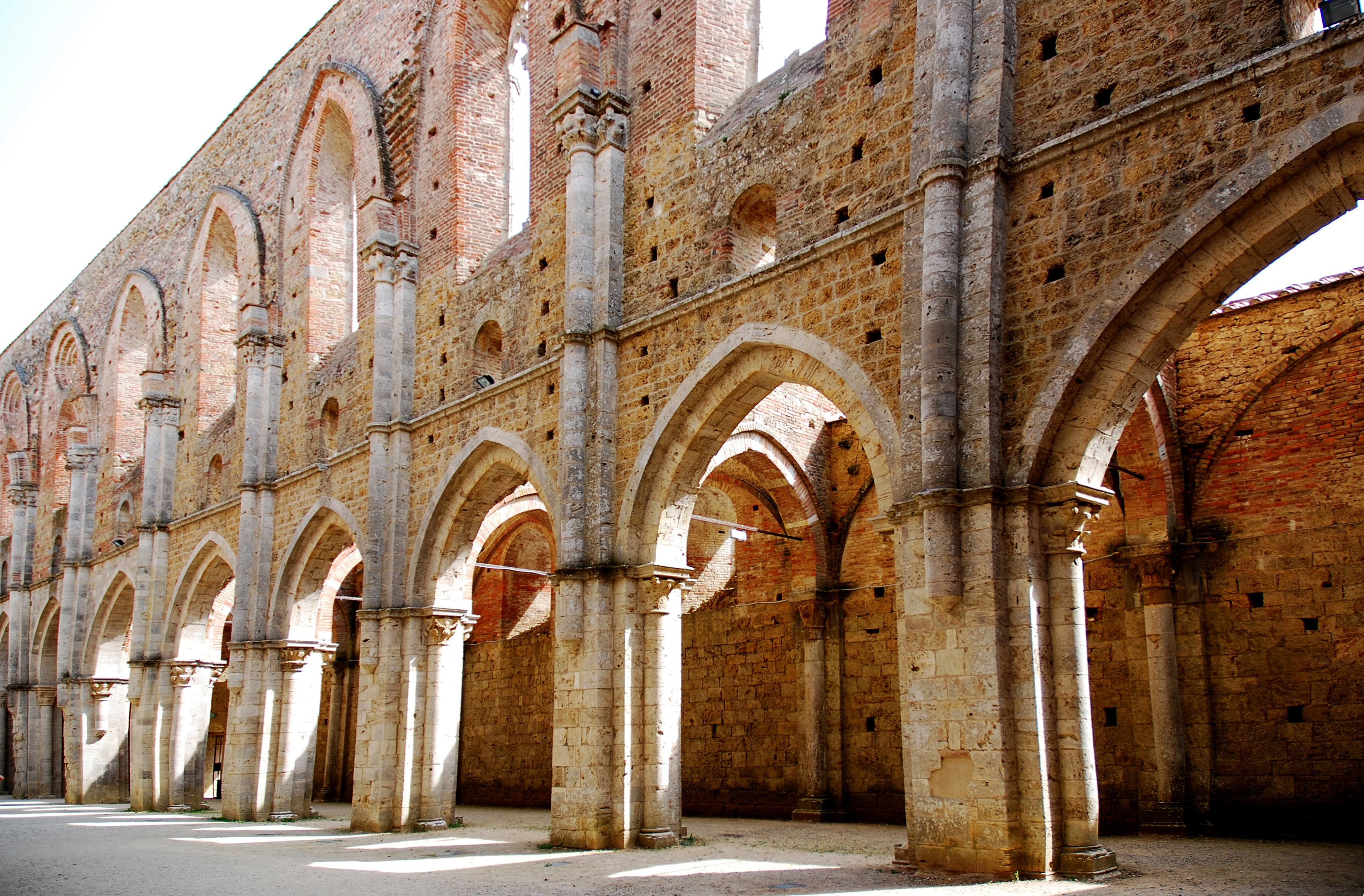 the breathtaking san galgano