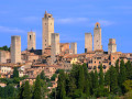 san gimignano and its towers: a manhattan skyline ante litteram