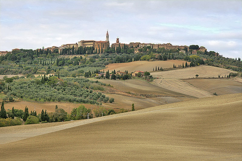 Pienza: the renaissance dream becomes reality