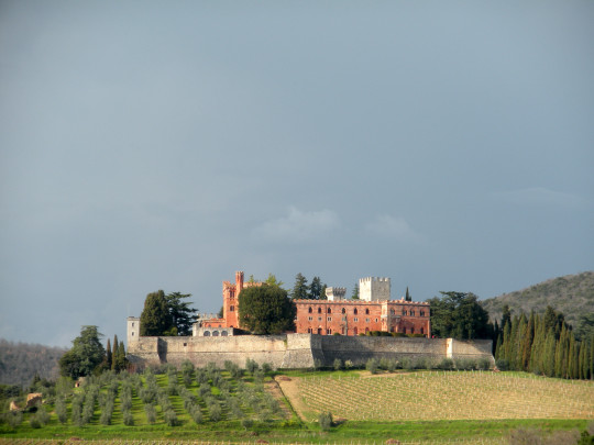 castles and wines: the most beautiful wine castles of the chianti senese