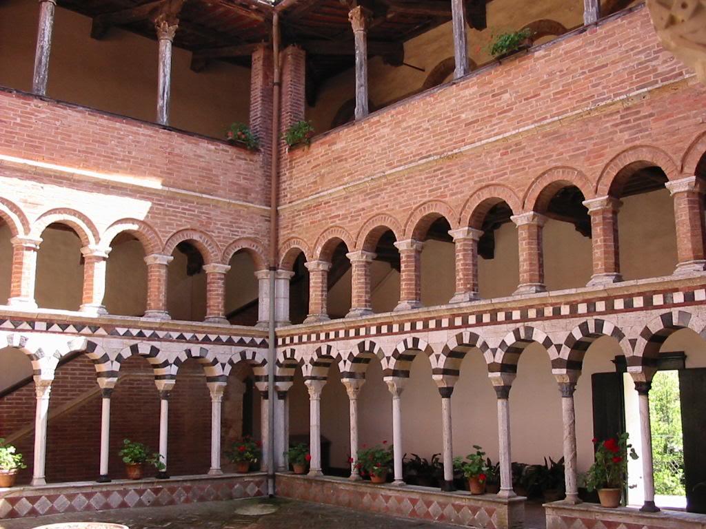 Das zauberhafte kloster von torri und mehr