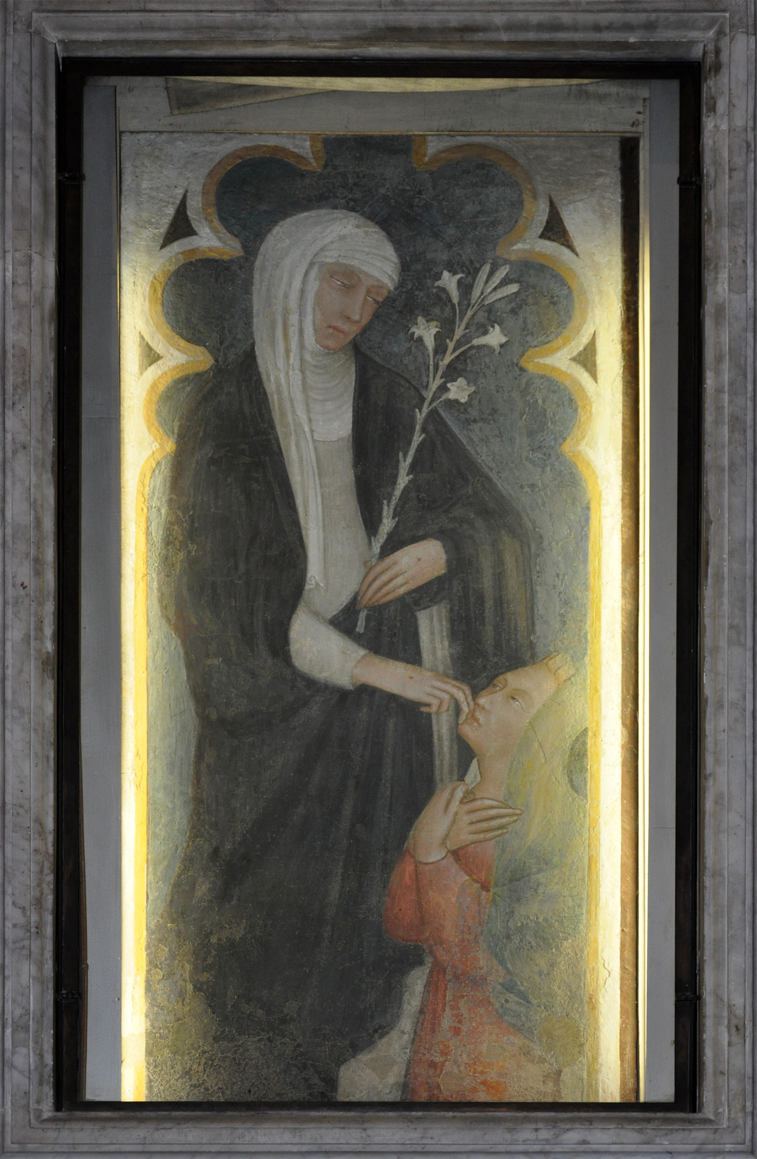 everything about santa caterina of siena